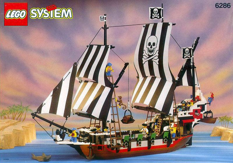 Lego Pirate Ship Lego Pinterest Lego Pirate Ship Legos And Legos