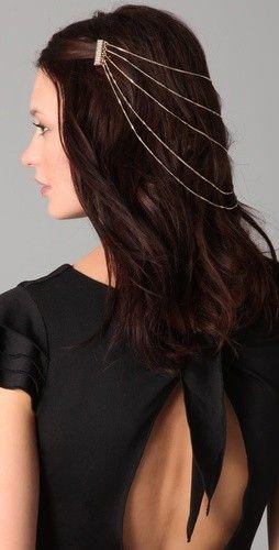Accesorio para el cabello.