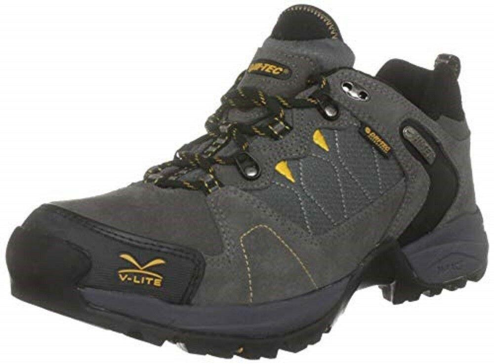 Mens New Hiking Walking Trail Rambling Boots Size Free UK Shipping