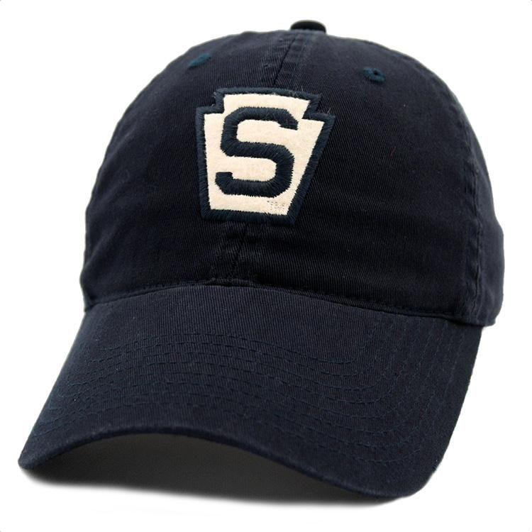 "#PennState keystone ""S"" hat | Penn State Hats | Pinterest ..."