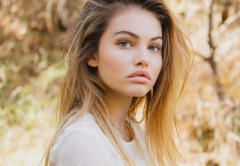 Thylane Blondeau The Most Beautiful Female Face Of 2018 In The World