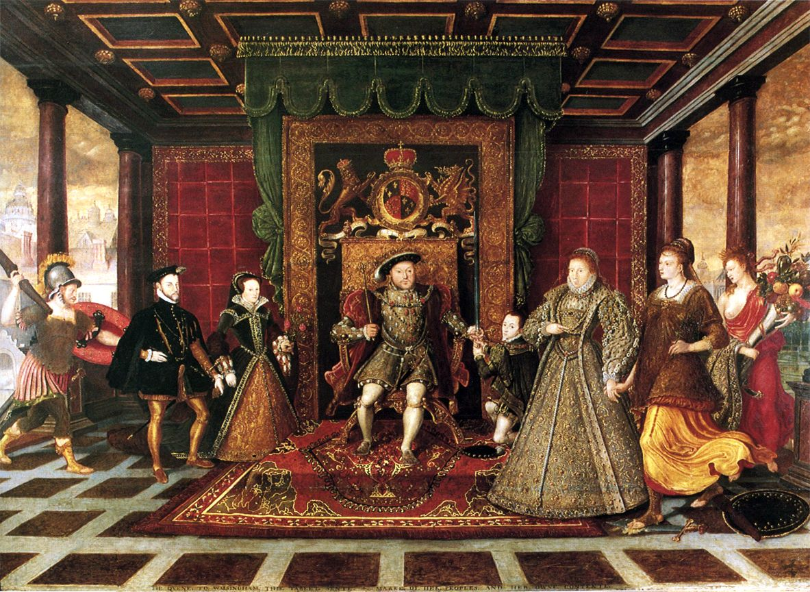 The Unexpected Tudors