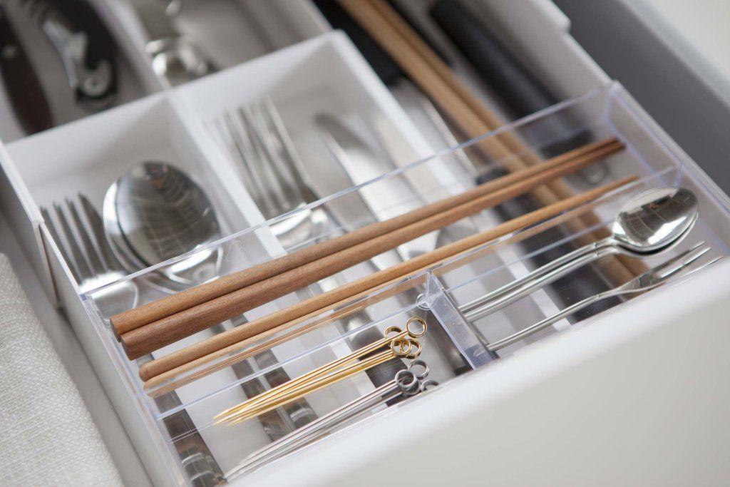 Kitchen キッチン収納 カトラリー収納 100均 ダイソー ニトリのインテリア実例 2016 02 21 13 19 26 Roomclip ルームクリップ Organisation Hacks Kitchen Organization Mid Century Modern Colors