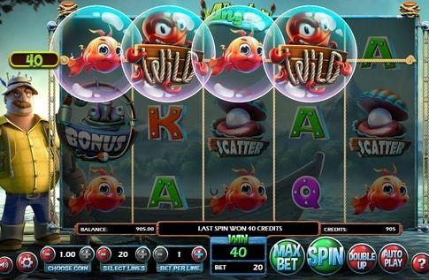 Дисконтирования the angler рыболов игровой автомат бонус