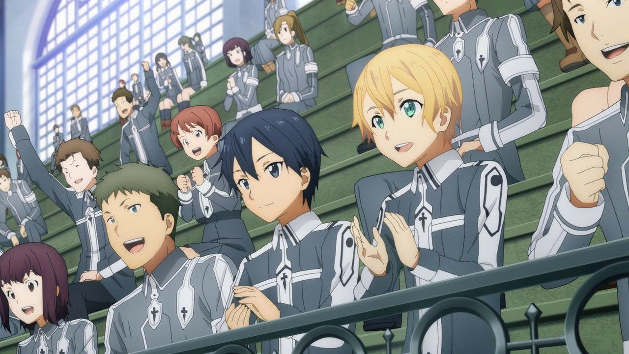 Pin De Asuna Yuuki En Sword Art Online Alicization Personajes De Anime Anime Personajes