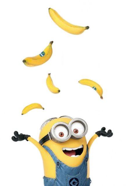 Wheeeeeeeee, bananas!!