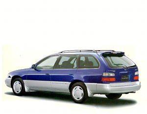 Toyota Corolla G-Touring Wagon 1 6 4WD | cars | Toyota