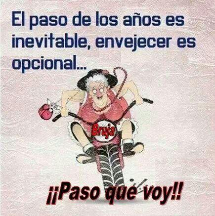 Paso q voy!