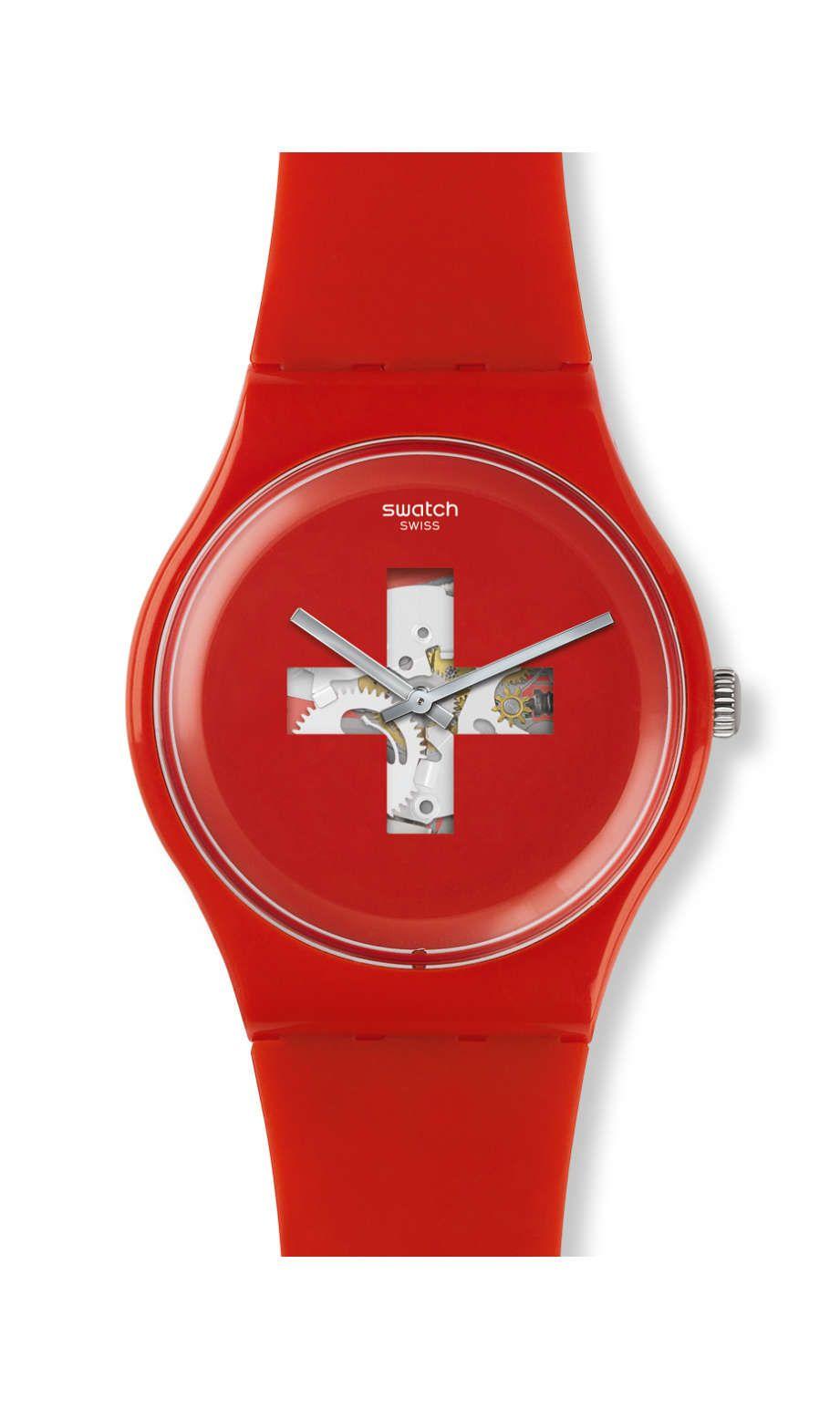 Swatch Los Originales SUOB135 Electrochat Reloj