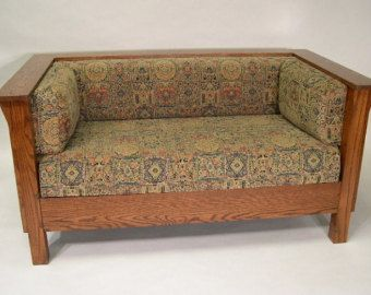 Mission Arts & Crafts Stickley style by DaleMartinFurniture