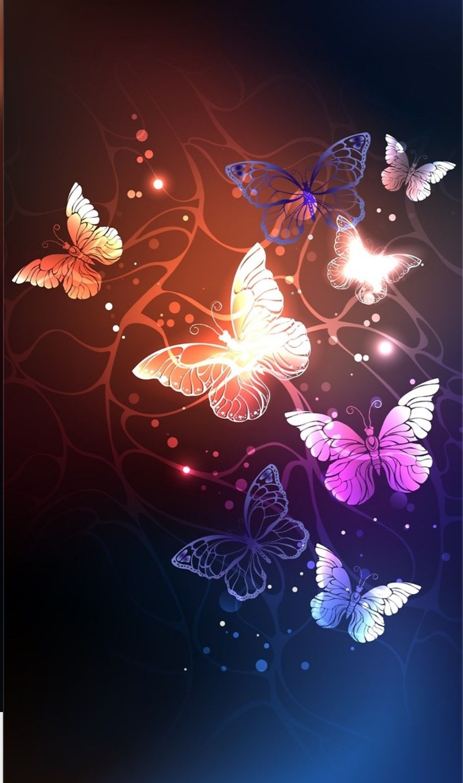 Pin By Rainy Chandler On Butterfly Butterfly Wallpaper Wallpaper Iphone Cute Gold Wallpaper Phone