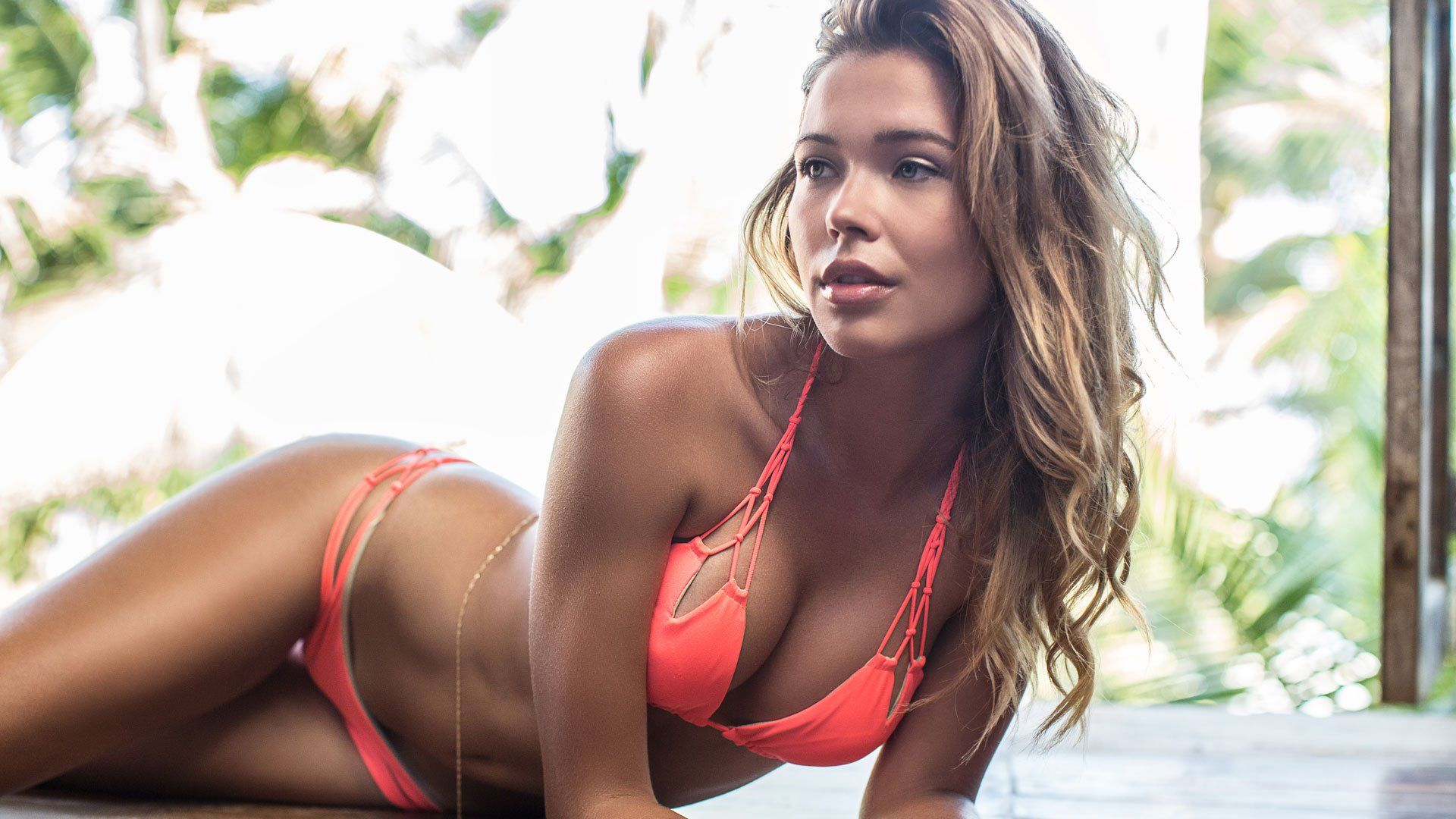 Sandra model nude Nude Bread: Sandra Kubicka in Luli Fama Bikini Photoshoot