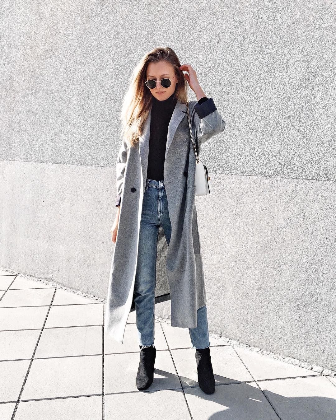 Americanvintage Ramitown Coat Livia Auer American Vintage Fashion Outfit Inspirations