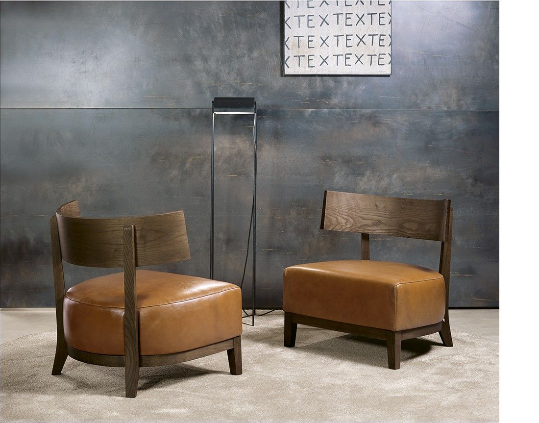 Kandy | armchair | pacini e cappellini | LOUNGE CHAIRS | Pinterest