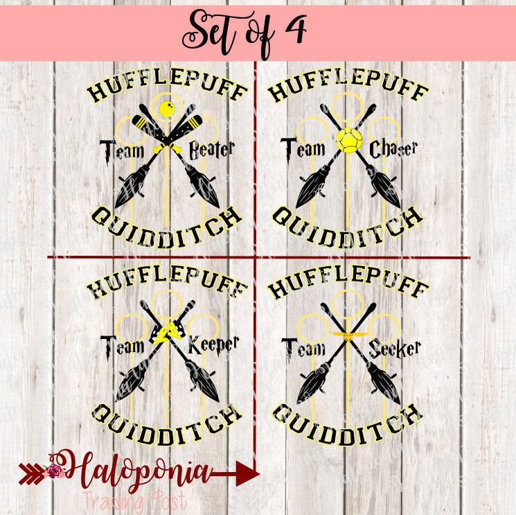 Check out these SVG files for Cricut & Silhouette! Harry