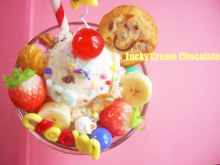 Lucky☆Cream☆Chocolate