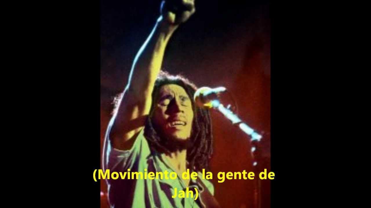 Bob Marley Exodus Subtitulado Al Español Hd Bob Marley Bob Marley Exodus Marley