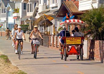 America's Best Boardwalks: The Boardwalk Shops at Newport Pier; Newport Beach, CA