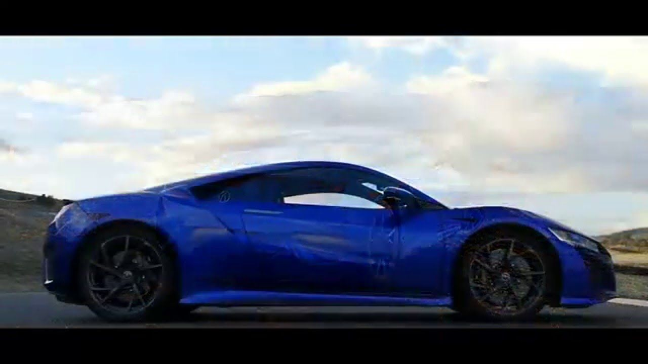 2017 Acura NSX First Drive Reviews