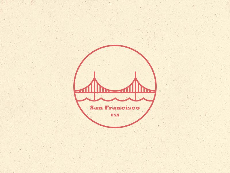 San Francisco Graphic Design Logo San Francisco Logo Design Creative