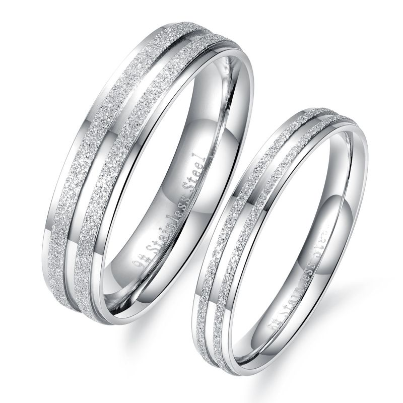Durability And Affordability Of Stainless Steel Wedding Rings It Is Not Only About The Style But Stainless Steel Wedding Rings Reflect Many Things Indeed The