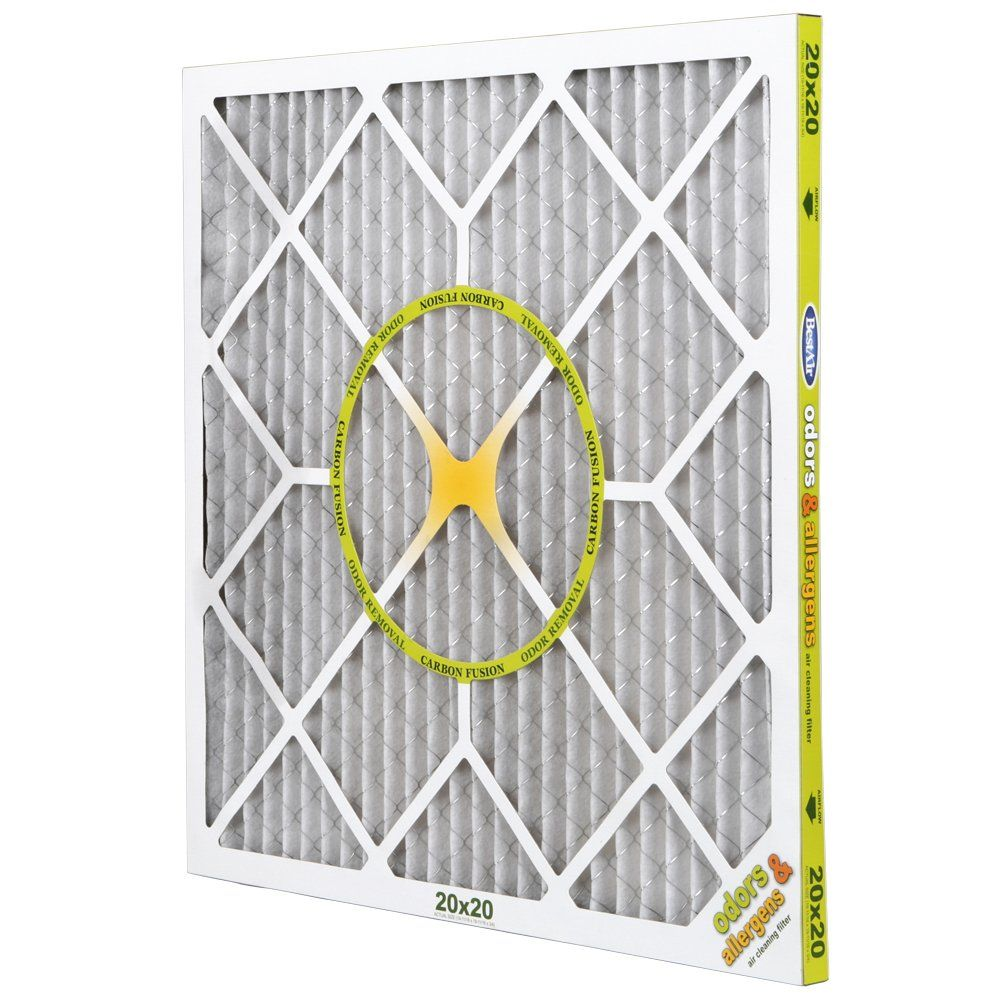 Bestair Pf20201 Furnace Filter 20 X 20 X 1 Carbon Infused Pet Filter Merv 11 See This Great Product It Is A Air Purifier Air Filter Lights Furnace Filters