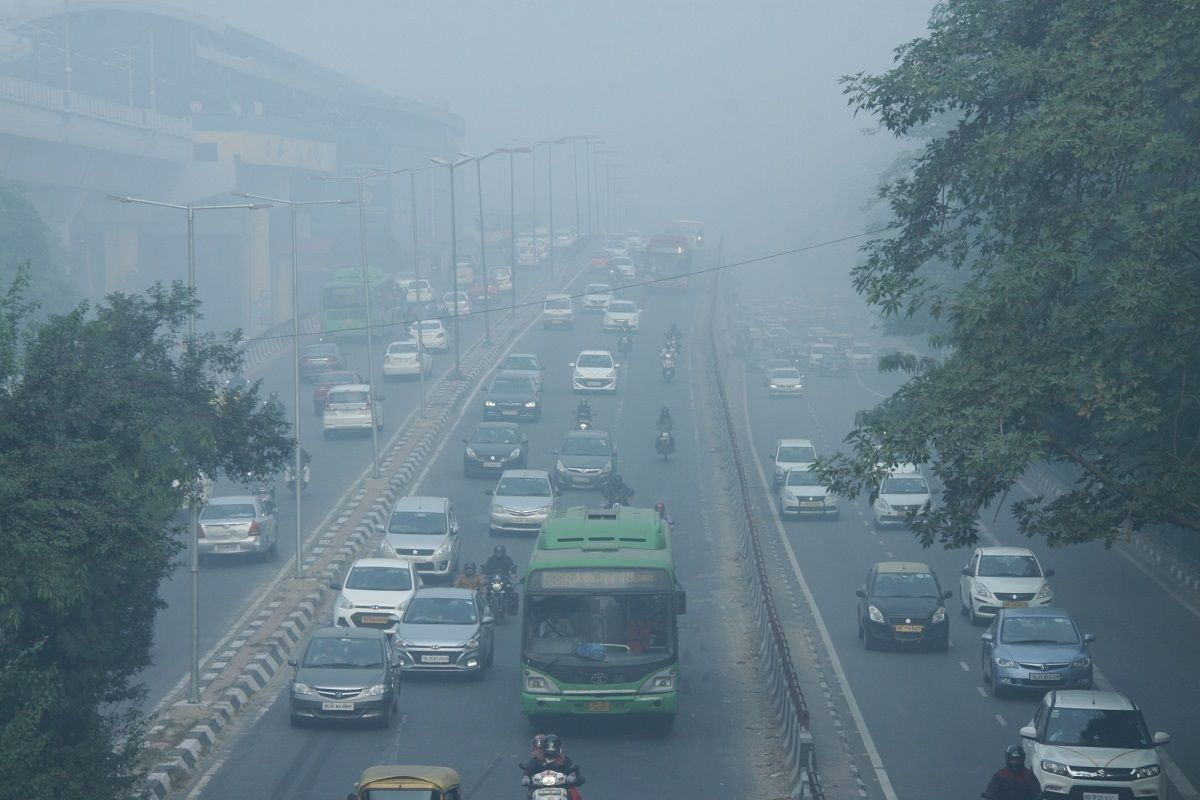 Air pollution worsens corona, need to keep it low post