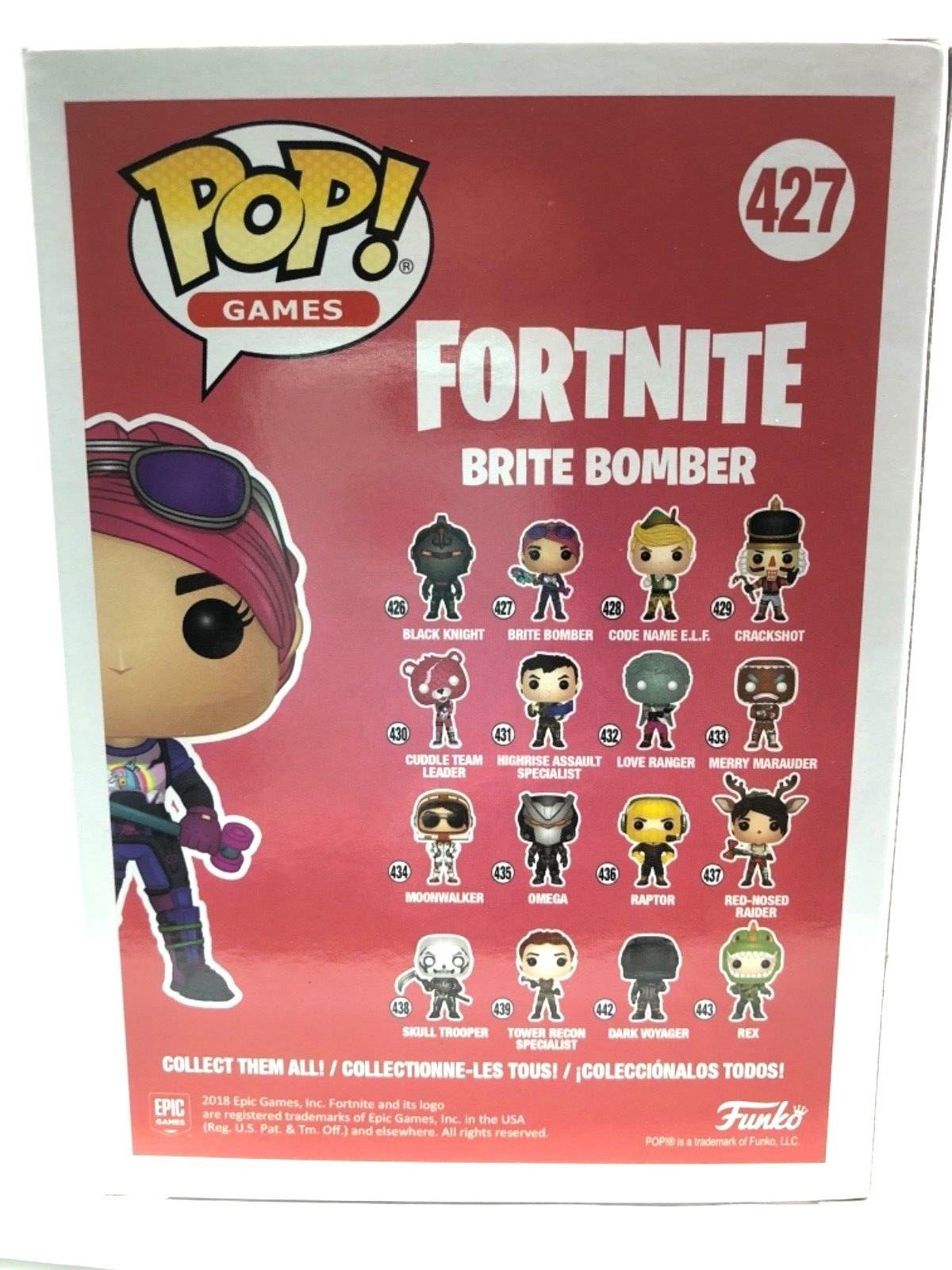 Details About Funko Pop Games Fortnite Vinyl Figures Or Keychain
