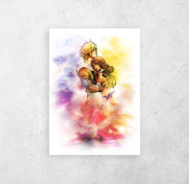 Final Fantasy weapon artwork