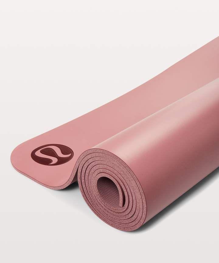 Lululemon The Reversible Mat 5mm Yoga Accessories Lululemon Yoga Mat Yoga Mat