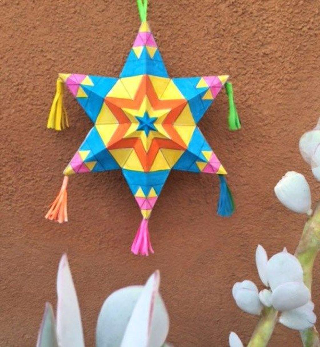 35 Gorgeous Fun Colorful Paper Decor Crafts Ideas