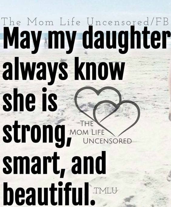 Strong, Smart, & Beautiful  | Family | Mother daughter