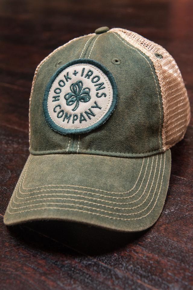 Hookandirons Hard Luck Trucker Flexfit Limited Edition Mens Trucker Hat Popular Hats Hats For Men