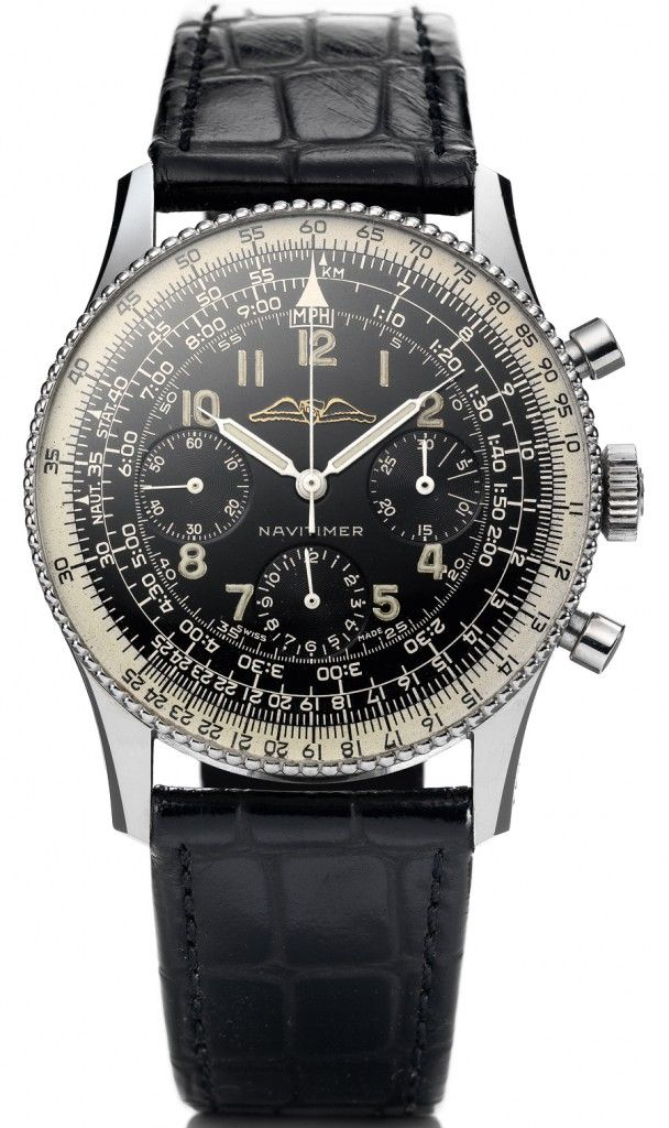 Switzerland. Original Breitling Navitimer Chronograph from 1952 ...