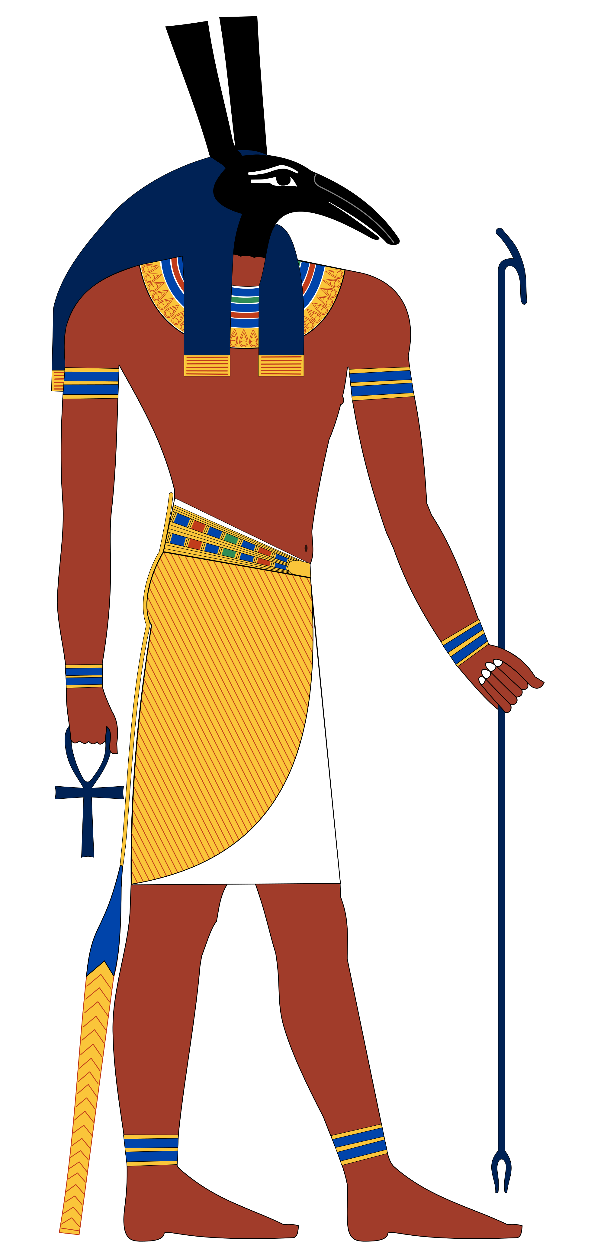 Set Sutekh Seth The God Of Storms The Desert And Chaos