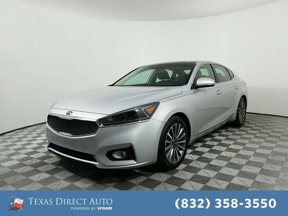 For Sale 2017 KIA Cadenza Premium Texas Direct Auto 2017