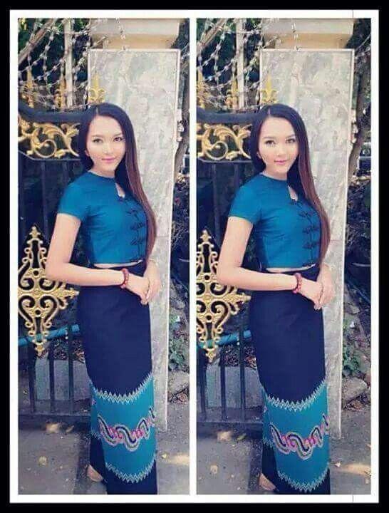 Office Dress in Myanmar