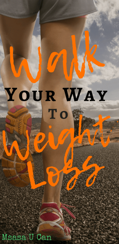 Walk your way to Weight Loss and SO much more.  I went from a runner to a walker and not only LOST m...