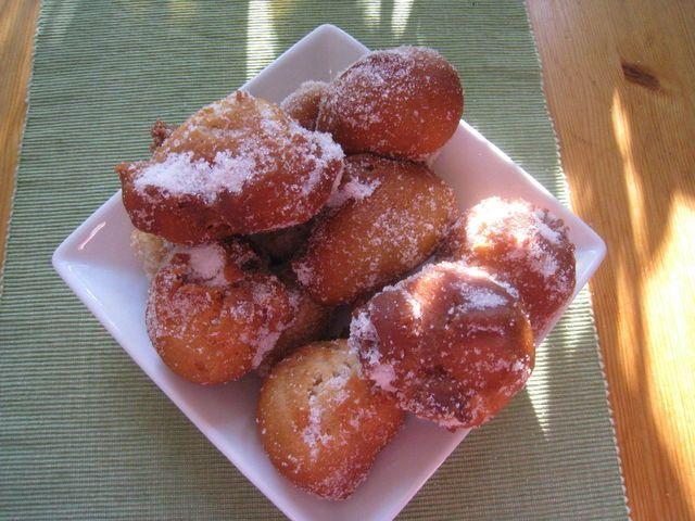 Pursotetut donitsit. Tekijänä Kotikokki.netin nimimerkki Peetu1
