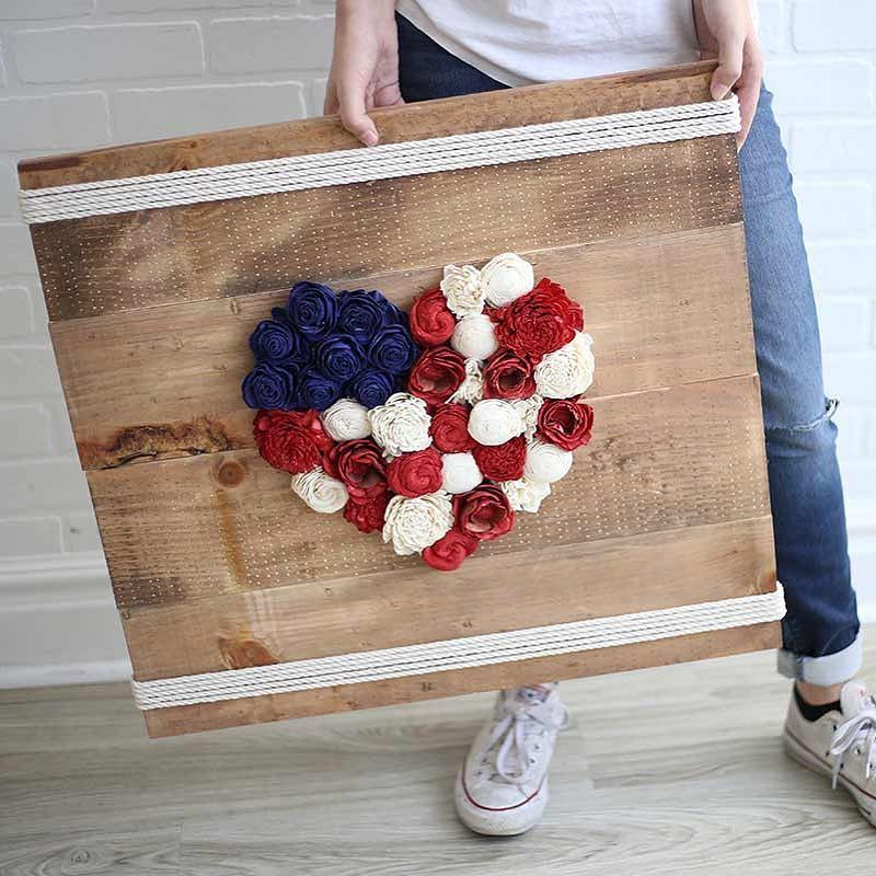 A WHOLE LOTTA SALE! Save up to 50% OFF these new Eco Flower products - Fourth of July details make this summer steals!  Sale ends at midnight TONIGHT!