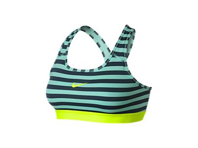 Nike Pro Core Compression Classic Stripe Women's Sports Bra