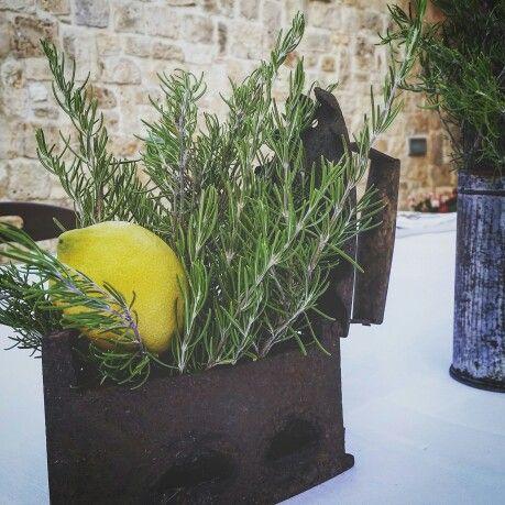 La tradizione in tavola! #trattidamore #eventplanner #centerpiece #weddings #ceremony #matrimonioinpuglia