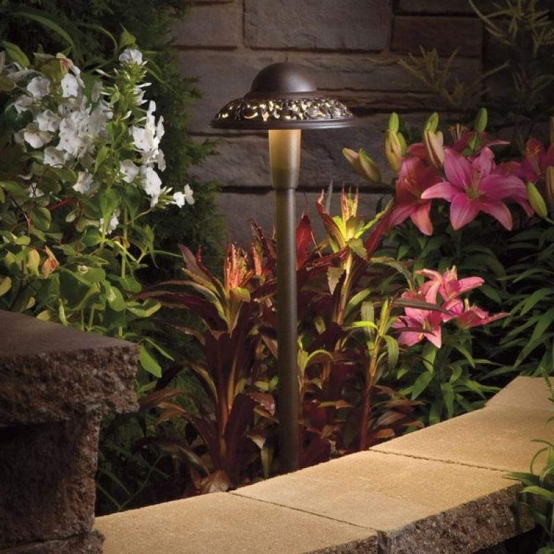 Inspiring Kichler Outdoor Landscape Lighting Kichler Landscape Lighting Led  Path Lights