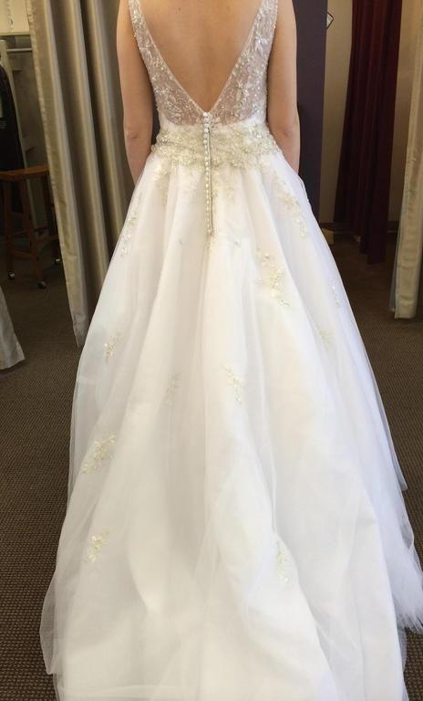 Mori Lee 2618 600 Size 10 Used Wedding Dresses Dresses Pretty Wedding Dresses Preowned Wedding Gowns