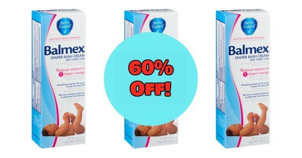 Balmex Diaper Rash Cream Just 2 99 Each At Walgreens Diaper