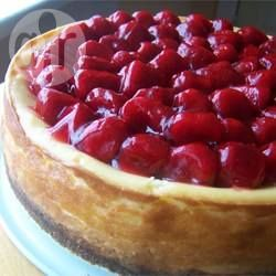 Easy New York Cheesecake @ allrecipes.com.au