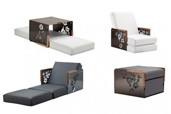 Smart Pieces Of Convertible Furniture For Small Es