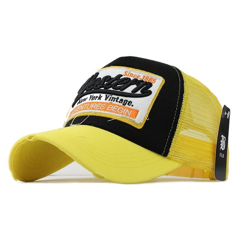 7353a9f9031de  FLB  Summer Baseball Cap Embroidery Mesh Cap Hats For Men Women Gorras  Hombre Polo Casual Hip Hop Caps Dad Casquette