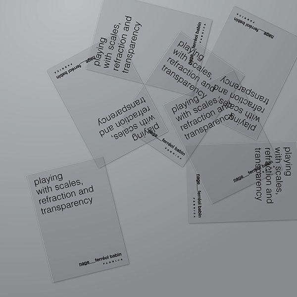 Da Vetro on Editorial Design Served