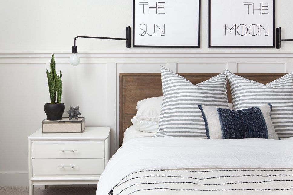 modern bedroom designs%0A Get inspired by Modern  u     Contemporary Bedroom Design photo by Design Shop  Interiors  Wayfair lets